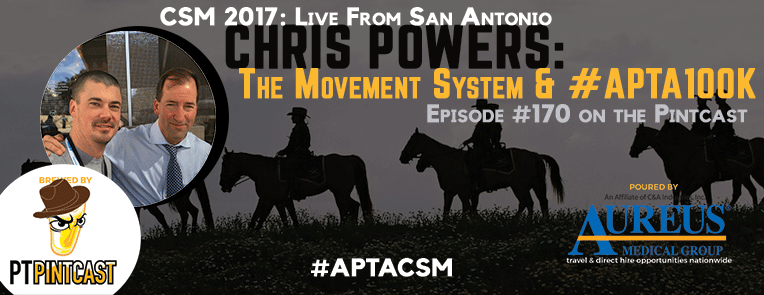 The Movement System & #APTA100K