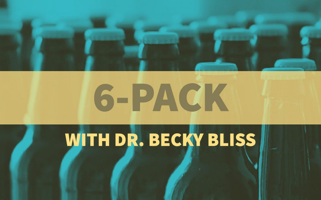 6-Pack of Answers on Concussion Treatment w Becky Bliss