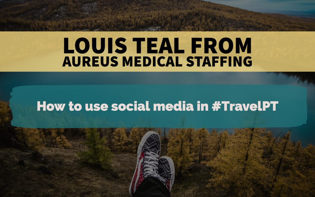 6 Pack of Answers on Social Media in #TravelPT w Louis Teal