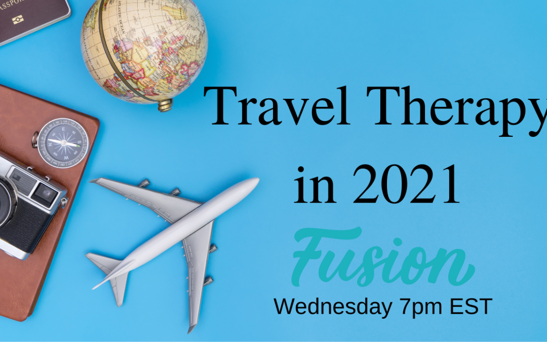 What is the State of Travel Therapy in 2021?