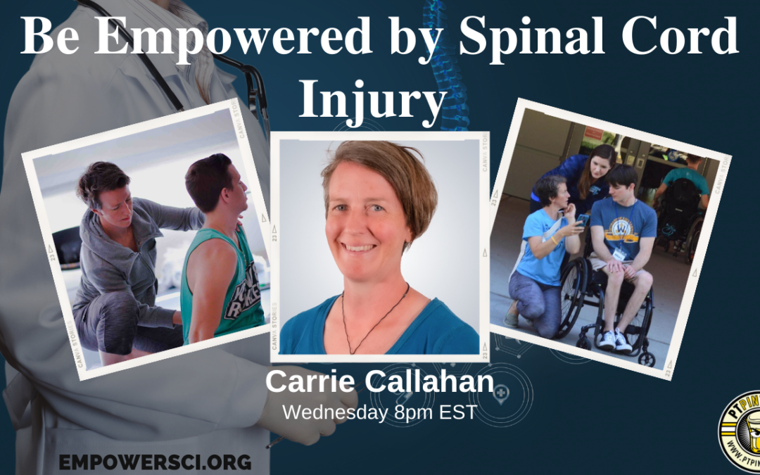 How to Empower Those Living with Spinal Cord Injury